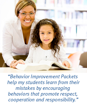 positive behavior support elementary students