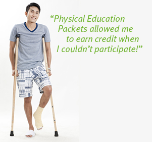 Physical Education Learning Packets